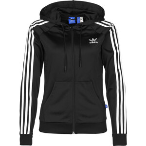adidas Slim Fz W sweat zippé à capuche black