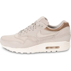 Nike Baskets/Running Air Max 1 Premium Gamma Grey Femme