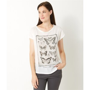 Camaïeu T-shirt print papillons