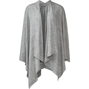 Street One - Cape chinée Carolin - ghost grey melange