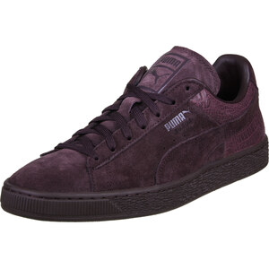 Puma Suede Classic Casual Emboss chaussures wine