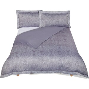 Marks and Spencer Jacquard-Bettwäscheset mit Paisley-Muster