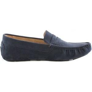 Reservoir shoes Chaussures Bateau R Shoes Raul Bleu Marine