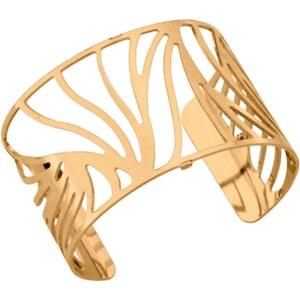 Les Georgettes Bracelet Large Perroquet en métal doré satiné Femme 702616201F2000