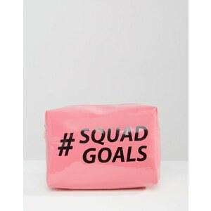 ASOS - #SQUAD GOALS - Trousse de maquillage - Multi