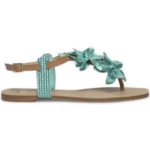 Eram sandales plates à fleurs
