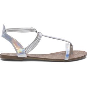 E-you sandales entre-doigts hologramme