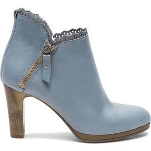 Eram boots talon bleu