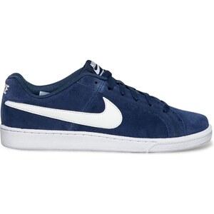 Tennis Nike cuir bleue