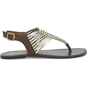 Eram sandales tribales en cuir