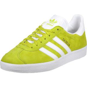 adidas Gazelle chaussures unity lime/white