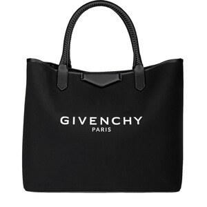 Givenchy Sacs portés main, Antigona Shopping Bag Large Black en noir