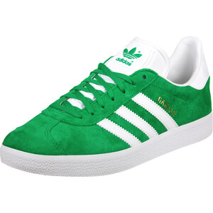adidas Gazelle chaussures green/white
