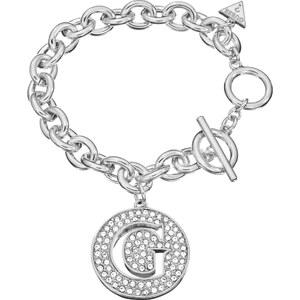 Guess Bracelet G Girl - Argent/Blanc