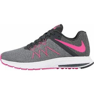 Große Größen: Nike Laufschuh »Winflo 3 Wmns«, anthrazit-neonpink, Gr.37,5-43
