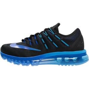 Nike Performance AIR MAX 2016 Sneaker low black/multicolor/deep royal blue/hyper blue/blue glow