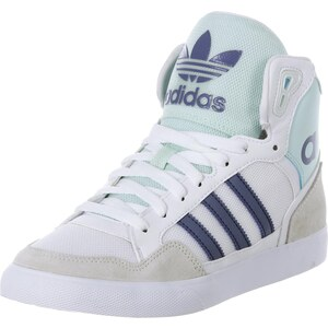 adidas Extaball W chaussures ftwr white/super purple