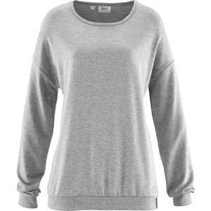 bpc bonprix collection Sweat-shirt gris manches longues femme - bonprix