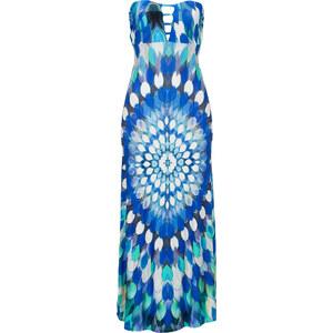 BODYFLIRT boutique Kleid in blau von bonprix