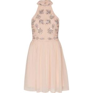 TFNC Kleid mit Perlenverzierung