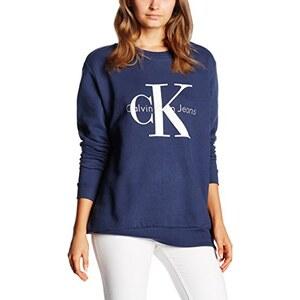 Calvin Klein Jeans Damen Sweatshirt Crew Neck Hwk