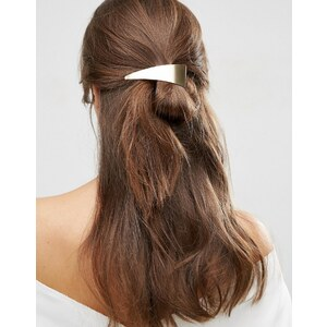 ASOS - Abstract - Haarspange - Gold