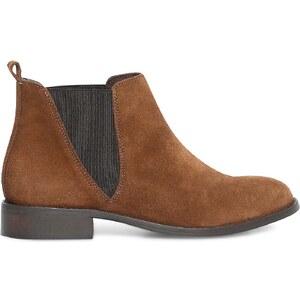 Eram chelsea boots camel