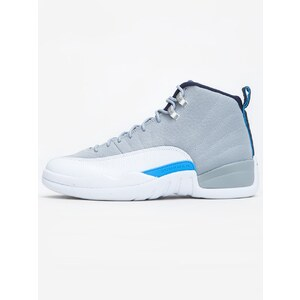 Air Jordan 12 Retro Wolf Grey University Blue White Midnight