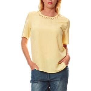 Daxon Top - jaune