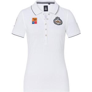 Gaastra Poloshirt Cablet Damen weiß