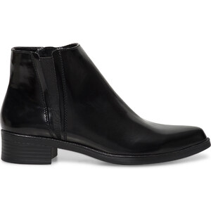 Eram bottines plates noires