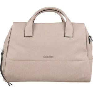 Calvin Klein Sacs portés main, Maddie Duffle Bag Dusky Rose en rose pâle