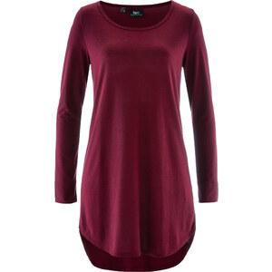 bpc bonprix collection T-shirt long, manches longues rouge femme - bonprix