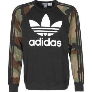 adidas Es Crew sweat black/khaki