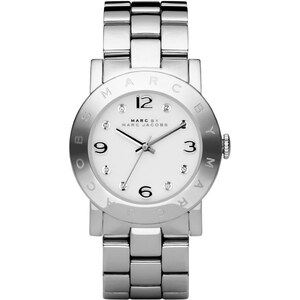 Marc Jacobs Montres, Amy Ladies Watch Glam Silver en argent