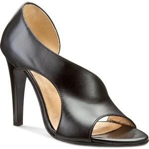 High Heels R.POLAŃSKI - 0720/N Czarny Lico