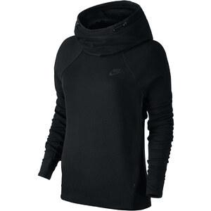Nike Damen Sweatshirt mit Kapuze Tech Fleece Pullover
