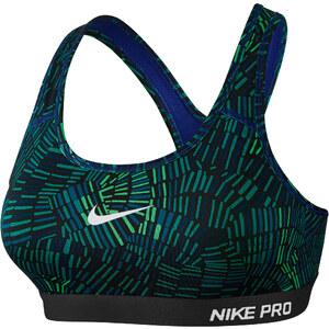 Nike Damen Sport-BH / Bustier Pro Classic Padded Tidal Multi