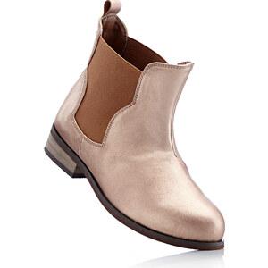 bpc bonprix collection Bottines orange chaussures & accessoires - bonprix