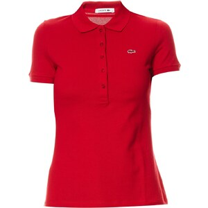 Lacoste Polo - rouge