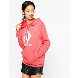 Le Coq Sportif - Bariva - Sweat à capuche - Rouge