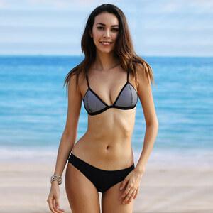 Lesara Bikini triangle avec mesh