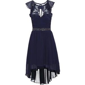 Lipsy Cocktailkleid / festliches Kleid navy