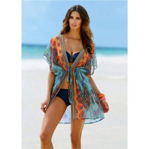 bpc selection Kimono de plage bleu maillots de bain - bonprix