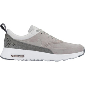Nike Damen Sneakers Air Max Thea Premium Leather matte silver/pure platinum/cool grey/matte silver