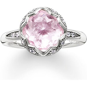 Thomas Sabo Ring pink TR2028-640-9-52