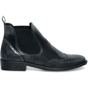 Eram Chelsea boots gris