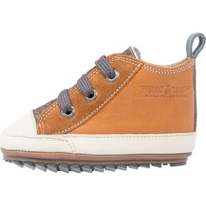 Shoesme BABYPROOF SMART Lauflernschuh cognac