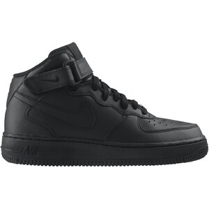 Nike Air Force 1 Mid (GS) - Sneakers - schwarz