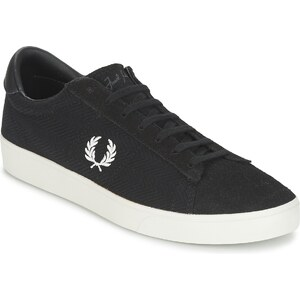 Fred Perry Chaussures SPENCER HERRINGBONE KNIT/ SUEDE